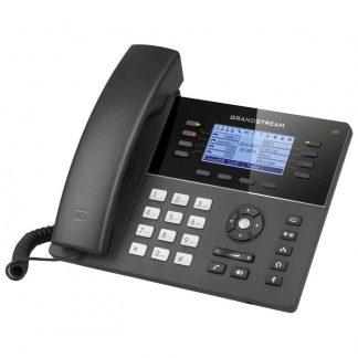 Điện thoại IP Grandstream GXP1780 là một điện thoại IP tầm trung cho các doanh nghiệp vừa và nhỏ. Các tính năng điện thoại tiên tiến. Điện thoại IP tầm trung này được trang bị 8 lines. Hổ trợ 4 tài khoản SIP cho người dùng thuận tiện trong việc liên lạc. Hổ trợ 4 phím mềm lập trình XML để người dùng cài đặt các phím nhanh. Màn hình LCD có kích thước 200 x 80 pixel.